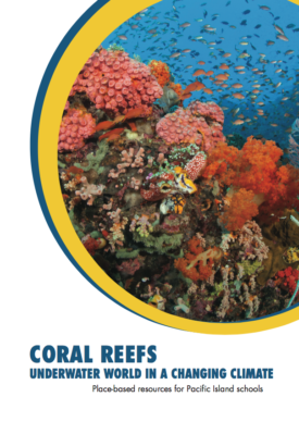 PCEP Coral Reef book cover